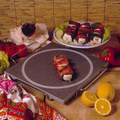Cucinare - Cucinare con la pietra lavica ...